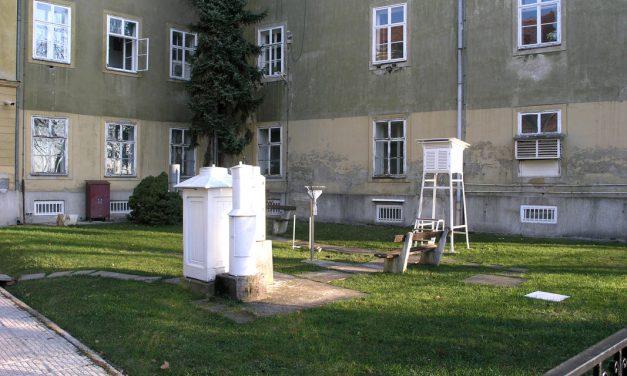 Dan-za-danom varijabilnost temperature na postaji Zagreb-Grič