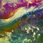 Pratimo ciklonalni pozdrav ljetu 2020. – dan 2