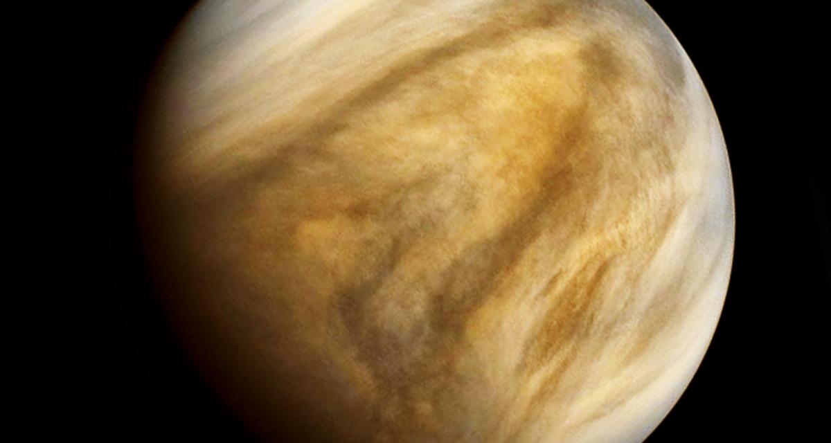 Život na Veneri?