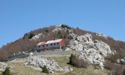 Zatvoren planinarski dom Zavižan!