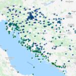 Kratki pregled zadnje ciklone i analiza za sljedećih nekoliko dana