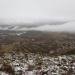Kelvin–Helmholtz naoblaka nad kanjonom Zrmanje