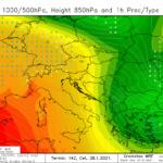 Postupno sve toplije, a za vikend stiže nova Jadranska ciklona