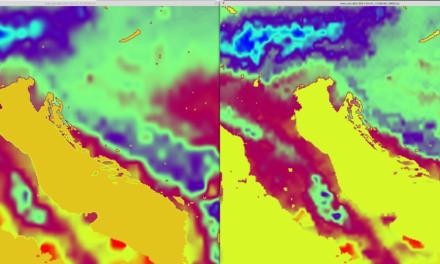 Poboljšanje ulazne rezolucije temperature i vlažnosti tla u MeteoAdriatic ARW