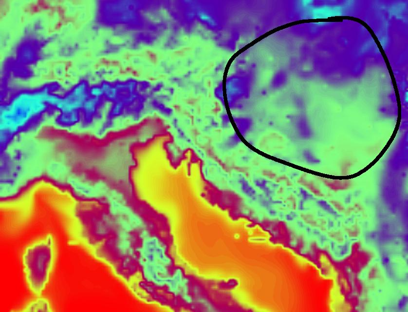 Korekcija negativne sustavne pogreške temperature uslijed utjecaja snijega na tlu u WRF modelu