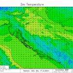 Za tjedan dana dnevne temperature 15-20°C?