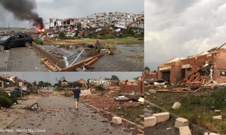 Je li F3 tornado u Češkoj uzokovan klimatskim promjenama?
