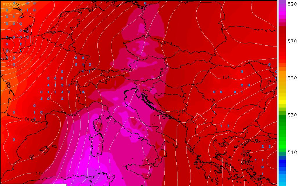 Prvi toplinski val ovog ljeta
