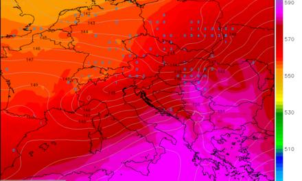 Vikend: vrhunac toplinskog vala, a zatim hladna fronta u nedjelju