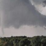 Tornado u Istri, 1. kolovoza 2021.