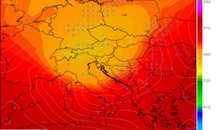 Kišni i hladan vikend, ali ni idući tjedan ne donosi brzu stabilizaciju